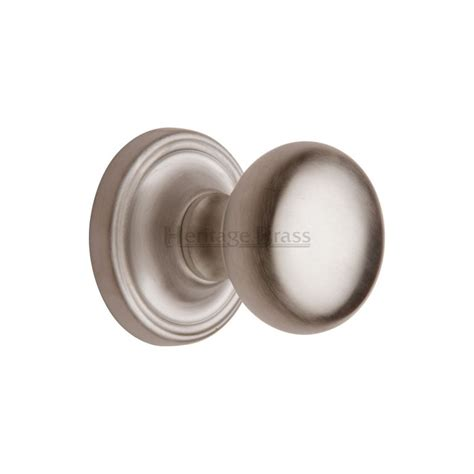 Cheap Mortice Door Knobs hstead ham8361 sn satin nickel mortice bun door knobs