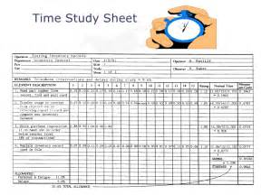 time and motion study template designpeoplesystem