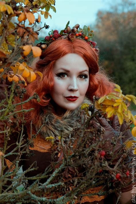 Miss Autumn by Miss Autumn By Madmoisellemeli On Deviantart