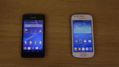 Tongsis Samsung V Plus sony xperia e1 vs samsung galaxy trend plus