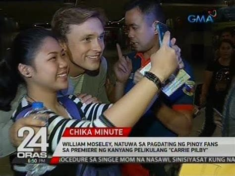 unang kantot ng kanyang boyfriend william moseley natuwa sa pagdating ng pinoy fans sa