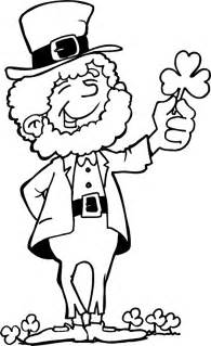 leprechaun coloring page leprechaun coloring pages coloring