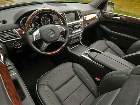 Mercedes Jeep Interior by 2015 Mercedes M Class Price Photos Reviews Features