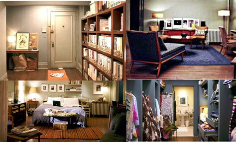 wohnung carrie bradshaw interiors i carrie s apartment taniamaree