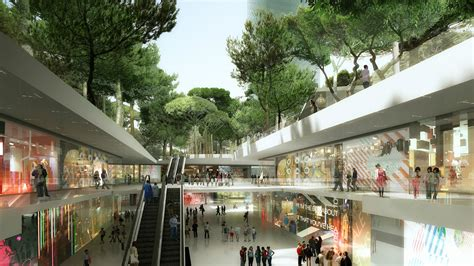 Shops In Green by Maquinnext Mvrdv Arch2o