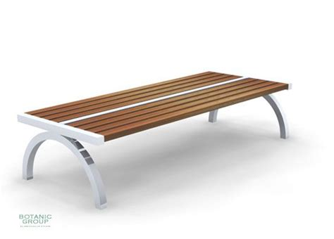 stainless steel park benches park bench bench slc05 stainless steel with wood