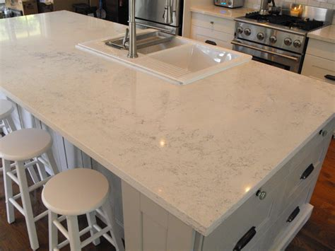 What Is A Quartz Countertop Made Of by Which Quartz Countertop Looks Like White Marble