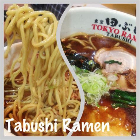 Tokyo Ramen Tabushi s tokyo ramen tabushi