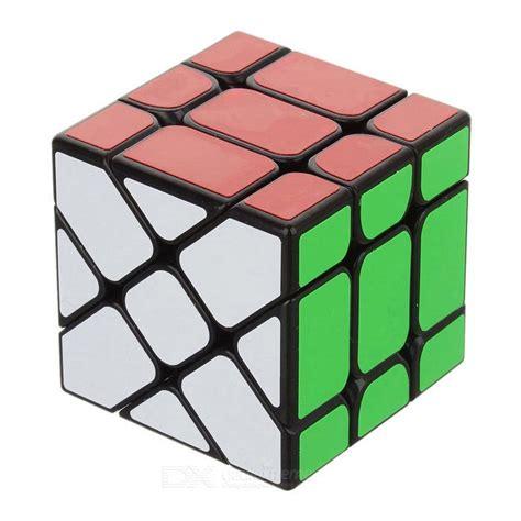 Irregular Iq Cube From Brando by Buy Irregular Shaped Magic Iq Cube Black Multicolor At