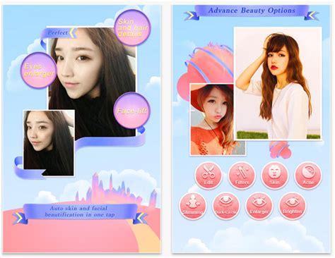 beauty plus chinese selfie photo app beautyplus edits your face