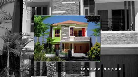 desain gerobak di malang desain rumah asri 2 lantai di karangploso malang youtube