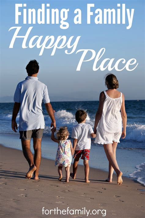 Family Crossings The Happiest Family Place by Finding A Family Happy Place For The Family