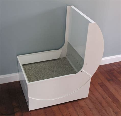 PurrfectScoop Litter Loo   Automatic Self Cleaning Cat