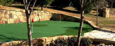 backyard putting green designs new pre bent non directional bentgrass putting green system