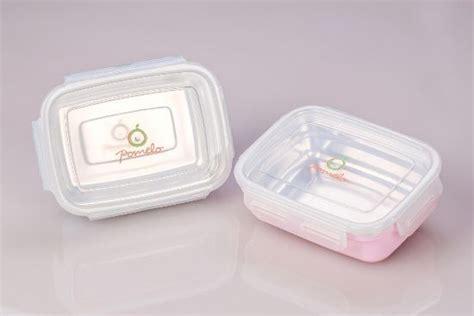 Kotak Box Tempat Makanan Food Container Bpa Free pomelo rectangle lunch box asibayi