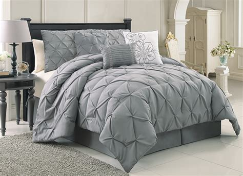 full sized comforter grey bedding full size