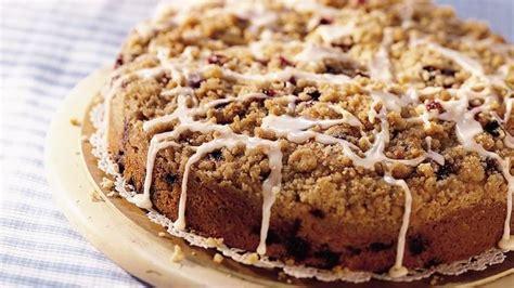Blueberry Best Coffee Cake recipe from Betty Crocker