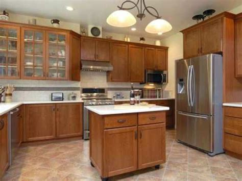 kitchen cabinet wood stain colors popular kitchen cabinet stain colors home designs wallpapers