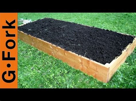 how to build an elevated garden bed how to build a raised garden bed