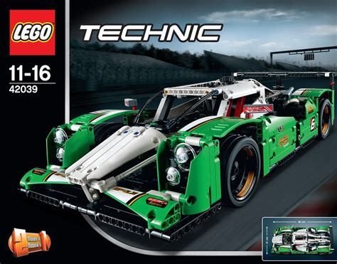 Porsche 997 Aufkleber Kofferraumdeckel by Lego Technic 42039 Langstrecken Rennwagen Spielzeug Berlin