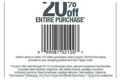 ulta salon haircut coupon 2018
