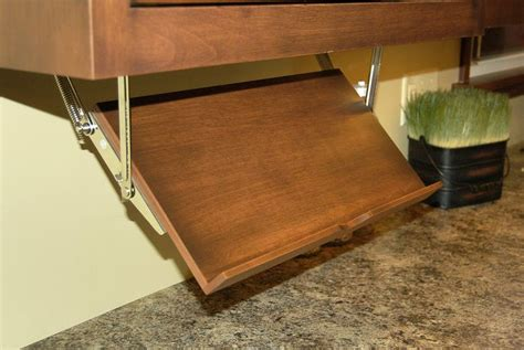 Cabinet Cookbook Holder by Cabinet Pull Cookbook Holder I Want These In