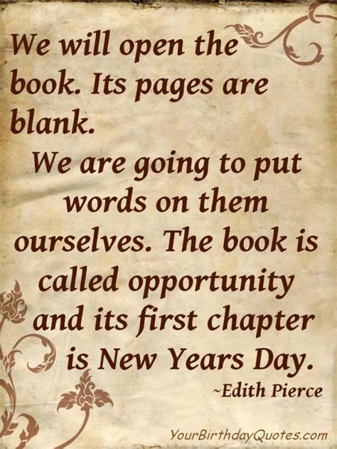 a fresh start for the new year yourbirthdayquotes com