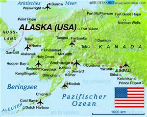 alaska united states map maps united states map alaska