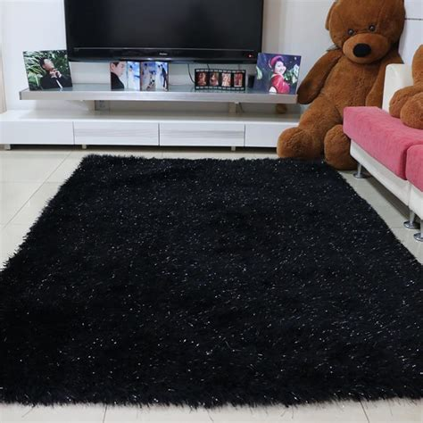 popular black area rug buy cheap black area rug lots from