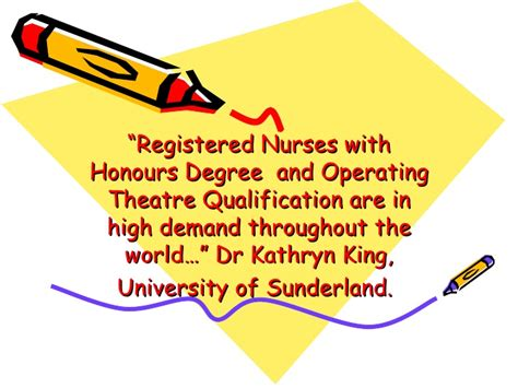 Of Sunderland Mba Accreditation by Nursing In Singapore Honours Nursing Degree