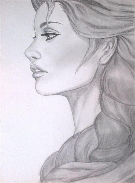 imagenes de dibujos a lapiz negro m 225 s de 25 ideas fant 225 sticas sobre dibujo mujer en