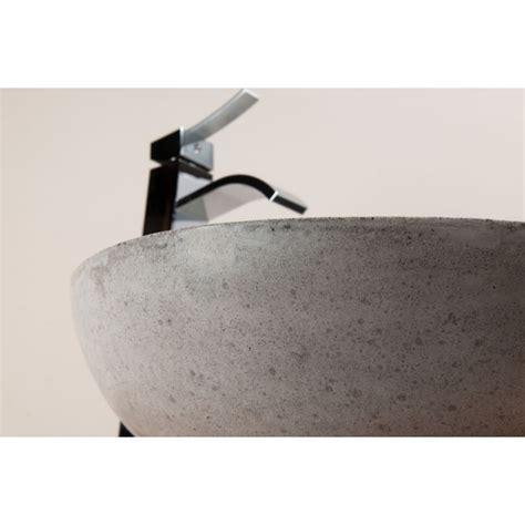 vasque ronde en b 233 ton cir 233 pour 2 robinets design kayumanis