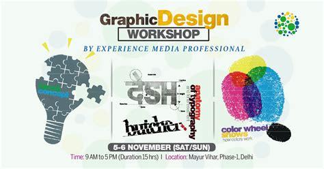 Graphics Design Workshop | weekend graphic design workshop