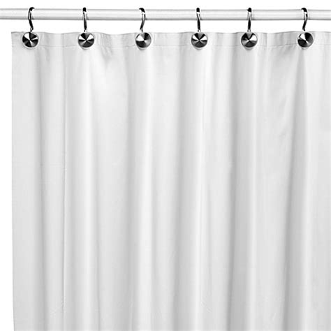 eco shower curtain eco soft eva 70 inch x 71 inch shower curtain liner in