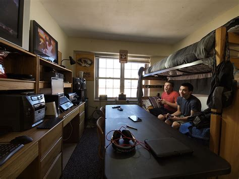 room mate me my roommate our room mizzou news of missouri