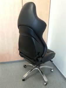 recaro stuhl b 252 rostuhl recaro sport schwarz leder office stuhl