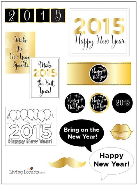 printable 2015 new year banner free printable 2015 new year coloring sheet