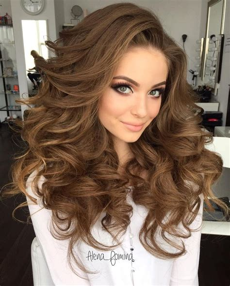big hairstyles 1000 ideas about big curly hairstyles on pinterest big