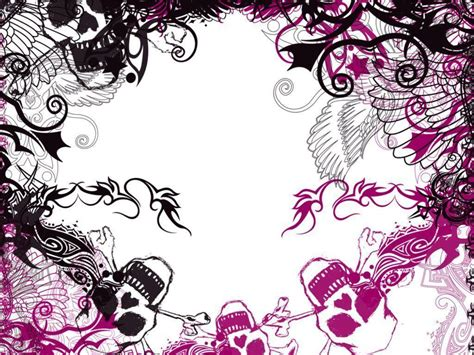 cute emo backgrounds wallpaper cave