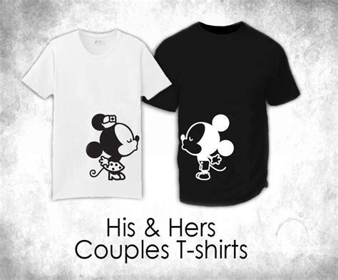 His And Hers T Shirt Ideas His Hers T Shirts Quot Quot Ebay
