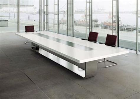 contemporary conference tables search interiors