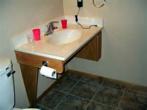 Handicap Accessible Bathroom Vanities Handicap Bathroom Vanity Photos