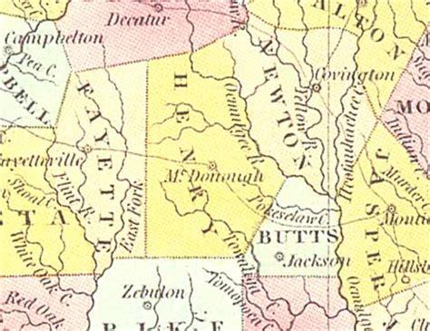 Henry County Ga Search Georgiainfo