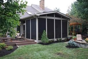 fresh enclosed porch ideas for an farmho 17681
