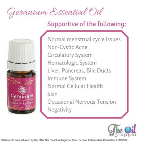Liver Detox For Cystic Acne by Geranium Essential The Dropper