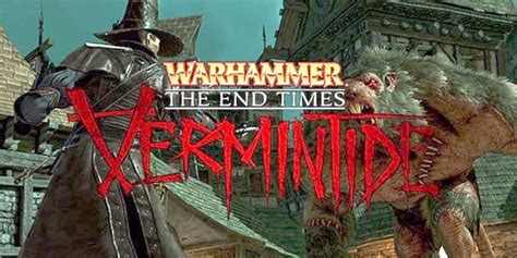 Kaset Ps 4 Warhammer The End Time Vermintide warhammer the end times vermintide fps of trailer ps4 xbox one pc