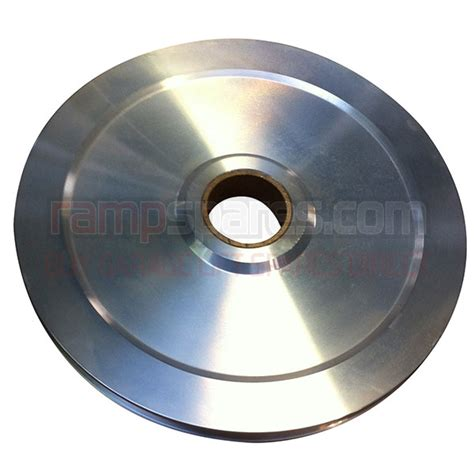replacement single pulley suitable for agm garage lifts