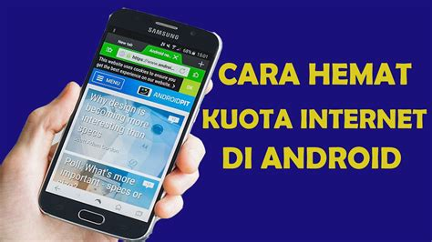 tutorial cara internet gratis di android cara menghemat kuota internet di android youtube