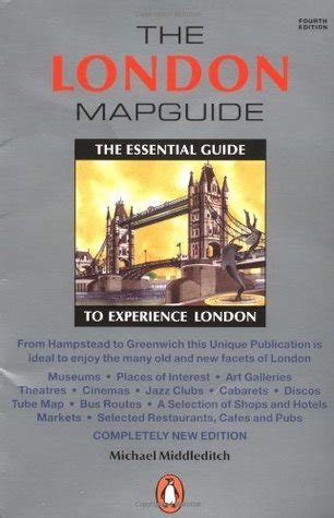 the london mapguide 8th the london mapguide by michael middleditch reviews discussion bookclubs lists
