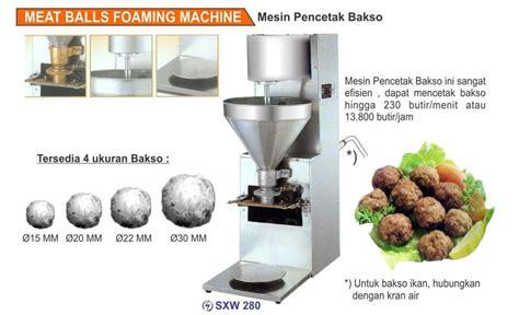 Alat Pembuat Bakso Bantu Cetak Bakso jual mesin pembuat bakso mesin cetak bakso alat